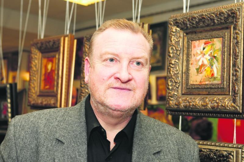 E.Žvaigždino tapybos miniatiūrose – Klaipėdos dvasios atspindžiai