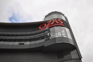 """""""Ozas"""" virto švarinimo akcijos """"Darom 2010"""" centru"""