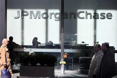 """Žlugusio JAV banko indėlius perėmė """"JPMorgan Chase"""