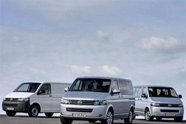 Komercinių transporto priemonių rinka ūgtelėjo 76 procentais
