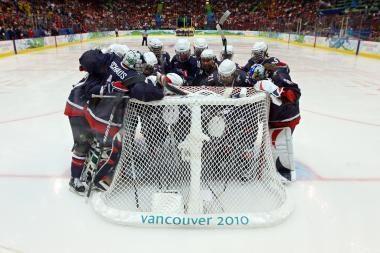 Pralaimėtos Kanados ledo ritulininkų rungtynės sumušė žiūrimumo rekordus