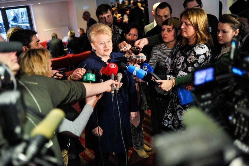 Prezidentė jau atleido 13 teisėjų – posto netenka ir V. Dovidaitis