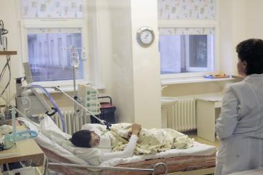 Kaune paskelbta gripo epidemija (papildyta)