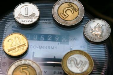 Kokiais tarifais naudingiau atsiskaityti už elektros energiją?