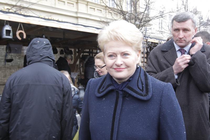Prezidentė kreipėsi į Seimą dėl Aukščiausiojo Teismo teisėjų skyrimo