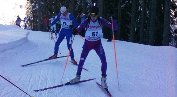 Pirmasis lietuvių medalis olimpiniame žiemos festivalyje!