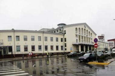 Kirgizėms su vaikais nepavyko pasiekti Stokholmo