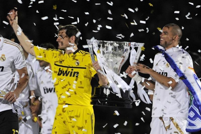 """""""Real"""" Ispanijoje pabaigė čempionišką sezoną"""
