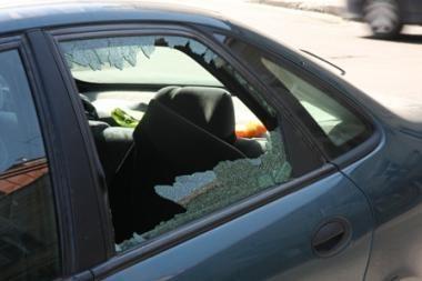 Apvogti automobilių nusikaltėliams nepavyko