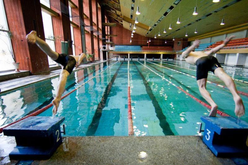 Plaukimo čempionate lietuviai penktadienį liko toli nuo lyderių