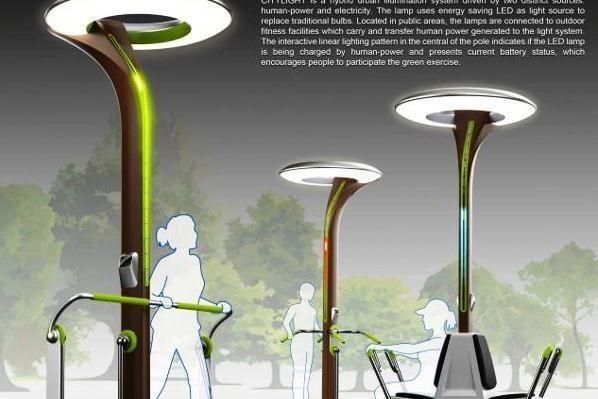 Gatvės šviestuvus pasiūlyta prijungti prie sporto centrų