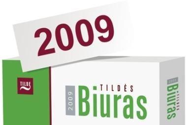 """Atnaujintas """"Tildės Biuras 2009"""""""