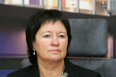 Darbo partijos rinkimų štabui vadovaus V.Baltraitienė