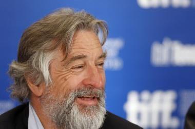 R.De Niro antrą kartą taps seneliu