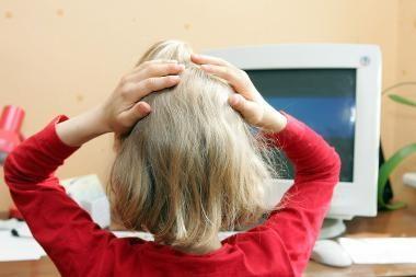 Virusus platina apsimetėliai kompiuterių priežiūros specialistai