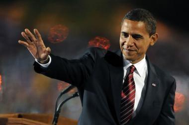 B.Obama - JAV prezidentas