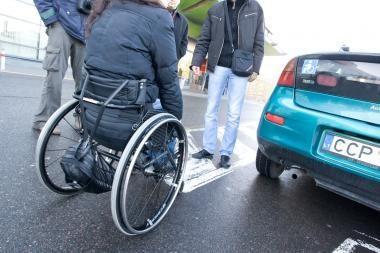 Minima Tarptautinė žmonių su negalia diena