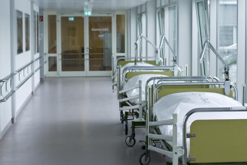 Pacientas Panevėžyje užpuolė  slaugytoją