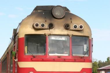 Nuo vasaros keleiviniai traukiniai iš Klaipėdos į Šilutę nevažiuos