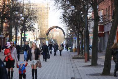 Socialiai remtini šiauliečiai šiemet butų nesulauks