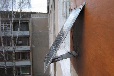Įjungta žalia šviesa atsinaujinančių energijos šaltinių plėtrai