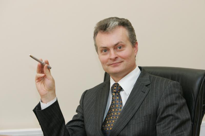 G.Nausėda: šiuo metu Lietuvoje yra 2007-ieji