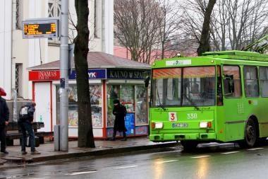 """70 tūkst. litų kainuos atsakymas, ar reikia sujungti """"Autrolį"""" ir """"Kauno autobusus"""""""