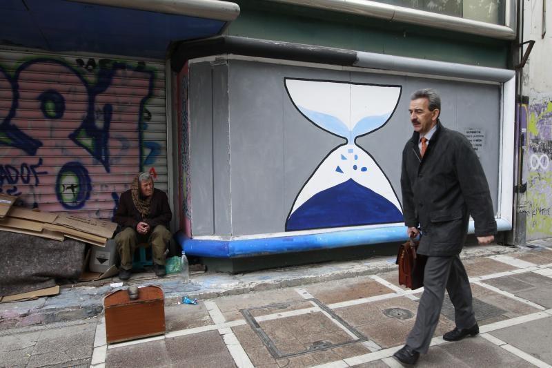 ES žada padėti Graikijai išlikti euro zonoje