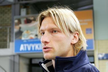 M.Stankevičius pelnė pirmąjį įvartį Italijos čempionate
