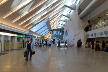 Atnaujintas Talino oro uostas