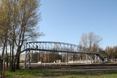 Naujas pėsčiųjų tiltas - nežinioje