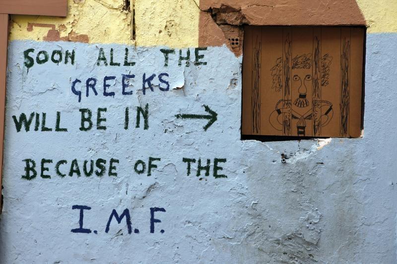 Euro zona patvirtino 40 mlrd. eurų išmoką Graikijai