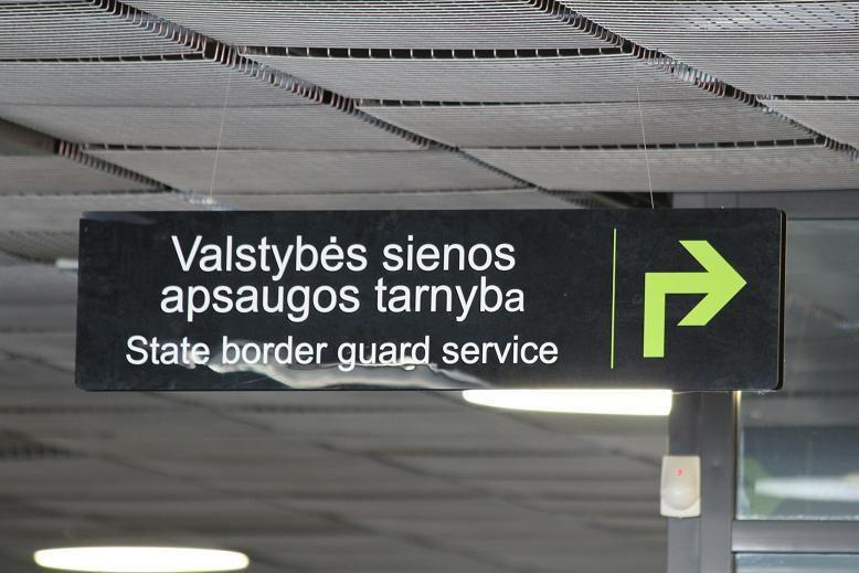 Per vieną dieną pasieniečiai sulaikė 6 teisėsaugos ieškotus lietuvius