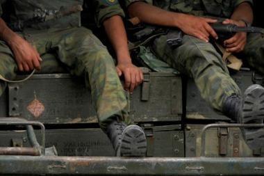 Rusijos karinio tranzito per Lietuvą likimas neaiškus