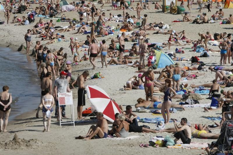 Norima vasarą apmokestinti įvažiavimą į Palangą