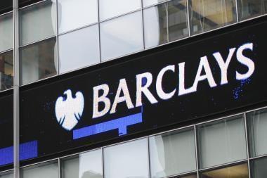 """""""Barclays"""" ketina išplatinti akcijų už 8,9 mlrd. JAV dolerių"""