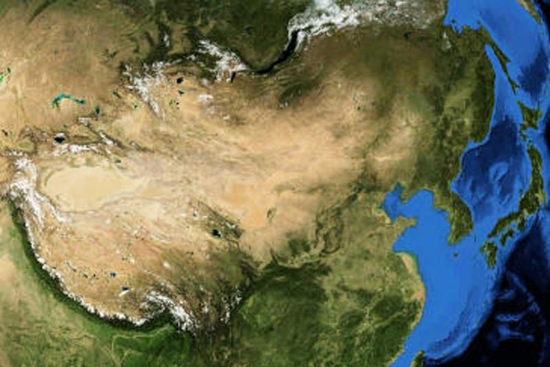 Kinija po Kesongo pramoninio parko blokavimo ragina elgtis santūriai