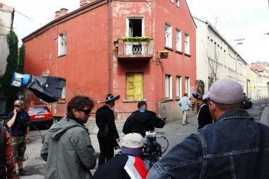 """Projektas """"Kinas mieste, miestas kine"""" kviečia į kino dirbtuves"""