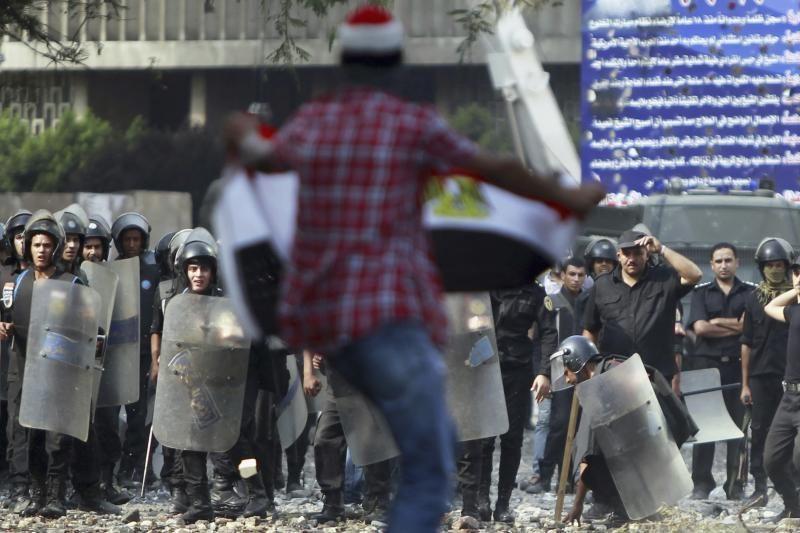 Egipto konstitucijos projektas priimtas ir teikiamas referendumui