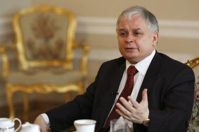 Lenkijos prezidentas atsisako pasirašyti ES sutartį