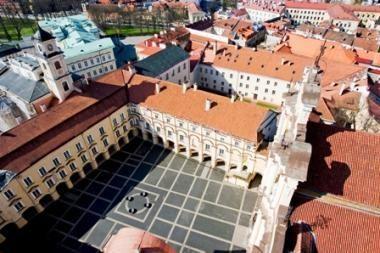 Vilniaus universiteto Šv. Jonų bažnyčios skliautus užlies fortepijono klasikos garsai