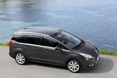 """Peugeot 5008"" – jau Lietuvoje"