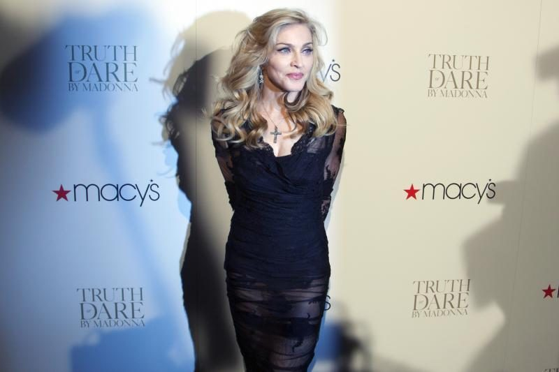 Madonna Tel Avive pradeda pasaulines gastroles MDNA