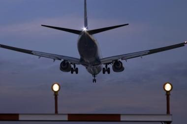 Per pirmas dvi dienas – pilni lėktuvai į Egiptą
