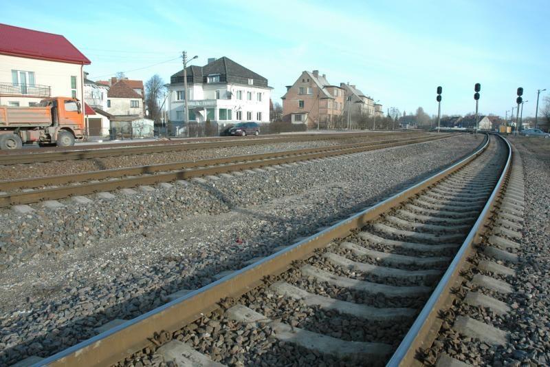 Šiaulių rajone traukinys mirtinai sužalojo vyrą