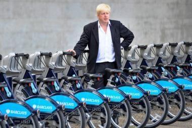 Kam Londonui dviračių revoliucija?