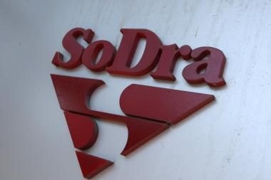 """""""Sodra"""" vasarį gavo 4 proc. daugiau pajamų, nei planavo"""