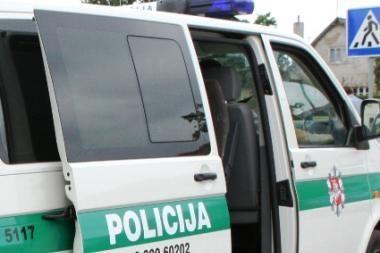 Kelmės rajone sulaikyti moters nužudymu įtariami medkirčiai