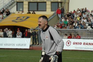 V.Lekevičius - ir prieš sūnų, ir prieš savo klubą