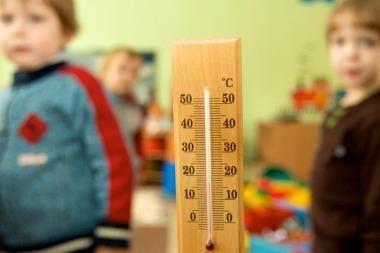 Vilniaus darželiuose pradedamas šildymo sezonas